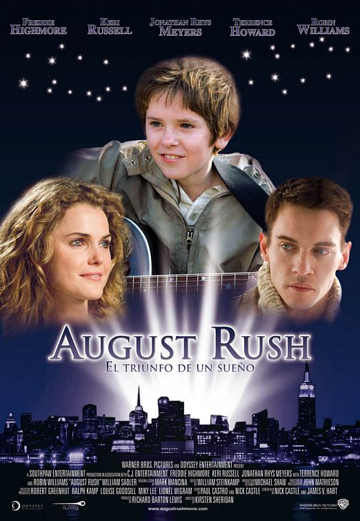 "august rush 2 John doyle, the two-time tony-winning stage director, will be  the planning for "" august rush"" seems aimed at the kind of success that's been."