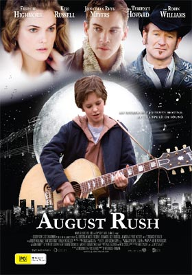 august rush church song